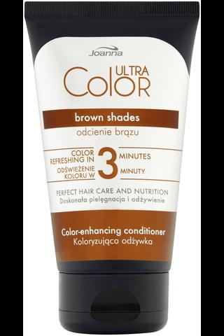 Joanna Ultra color enhancing conditioner brown 100ml