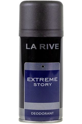 La Rive 150ml Extreme Story deodorantti spray