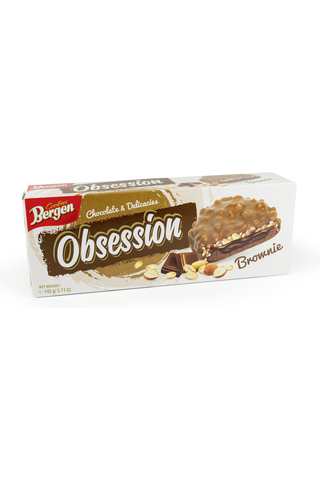 Bergen Obsession Brownie 145g
