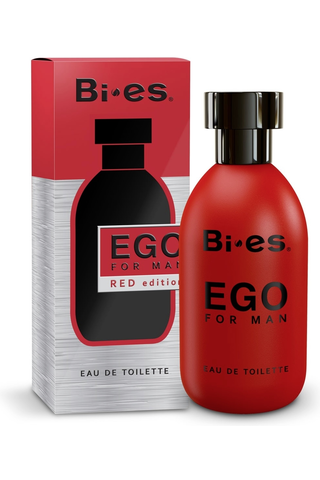 Bi-Es 100ml Ego Red Eau de toilette