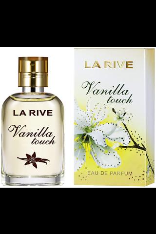 La Rive 30ml Vanilla Touch eau de parfume
