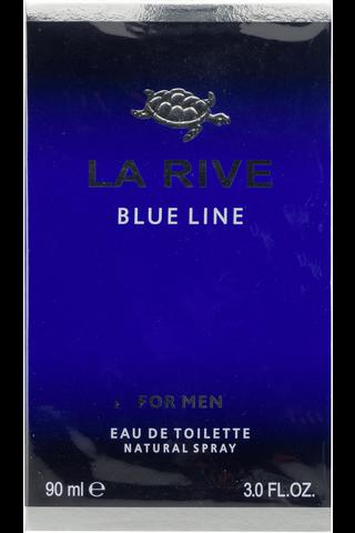 La Rive 90ml Blue Line for Men eau de toilette