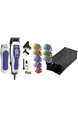Wahl 1395-0465 ColorPro Combo hiustenleikkuukone ja trimmeri