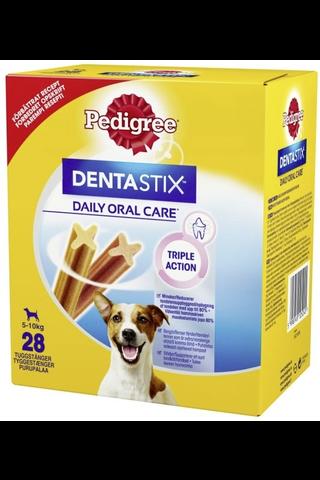 Pedigree DentaStix 4x110g Small kuukausipakkaus