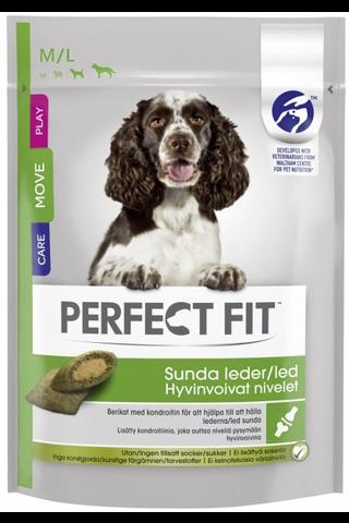 Perfect Fit 110g Healthy Joints M/L, täydennysrehua aikuisille koirille, yli 15 kg
