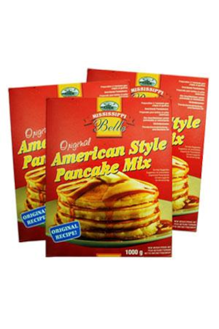Missisippi Belle Old Fashioned Pancake Mix