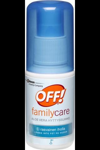 OFF!  Family Care 50ml hyttyssuihke karkote