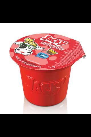 Jacky Makupala vanilja-suklaavanukas 120g