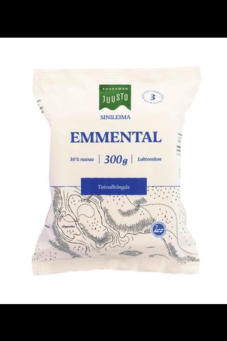 Kuusamon 300g Emmental sinileima juusto
