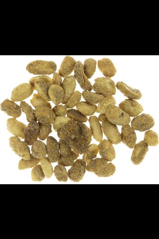 Supernuts 1kg maapähkinä hunaja-punapippuri
