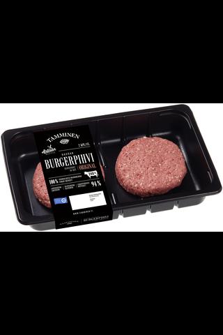 Tamminen naudan burgerpihvi 240g/2kpl