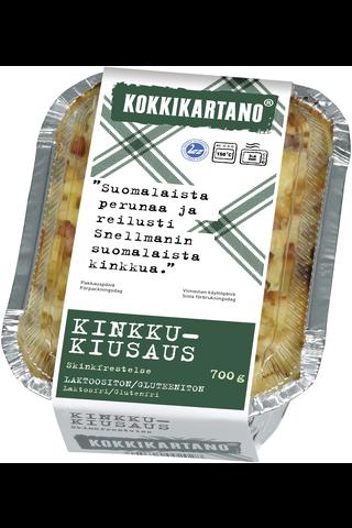 Kokkikartano Kinkkukiusaus 700g valmisruoka
