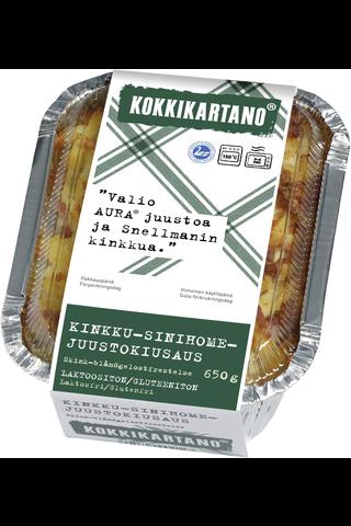 Kokkikartano Kinkku-sinihomejuustokiusaus 650g