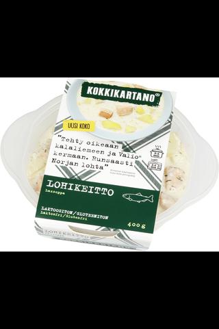 Kokkikartano Lohikeitto 400g
