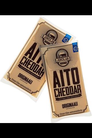 JUKOLAN AITO CHEDDAR originaali 160G
