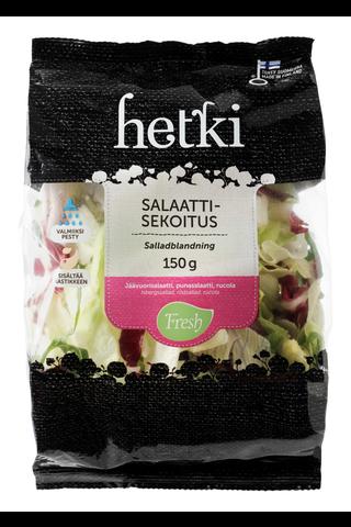 Fresh Hetki Salaattisekoitus 150g