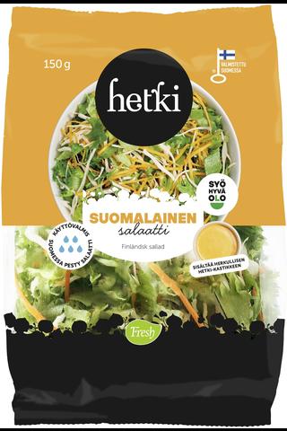 Fresh Hetki Suomalainen salaattisekoitus 150g
