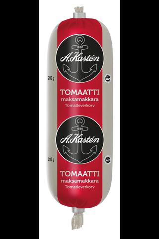 A. Kastén 200g tomaattimaksamakkara