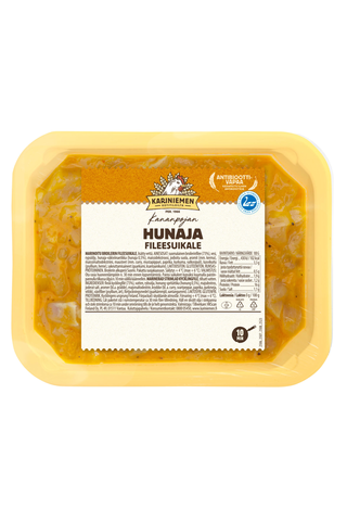 Kariniemen Kananpojan fileesuikale hunaja 450 g