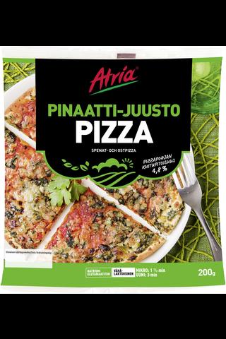 Atria 200g Pinaatti-juustopizza