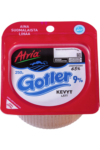 Atria Kevyt Gotler Kinkkumakkara 250g