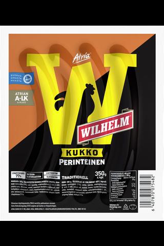 Atria Wilhelm 350g Kukko Perinteinen