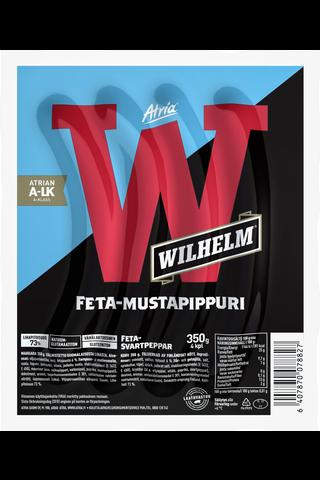Atria Wilhelm 350g Feta-mustapippuri