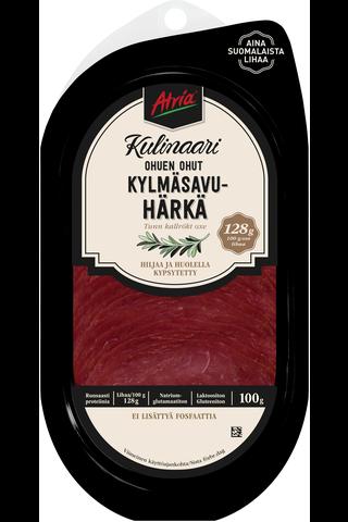 Atria Kulinaari 100g Ohuen Ohut Kylmäsavuhärkä