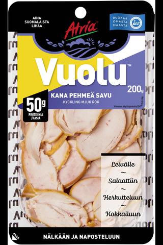 Atria Vuolu Kanafilee Pehmeä Savu 200g