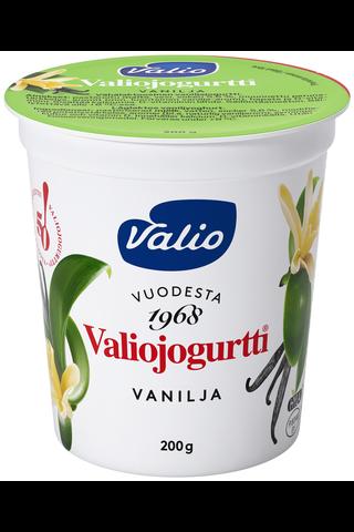 Valiojogurtti 200g vanilja HYLA