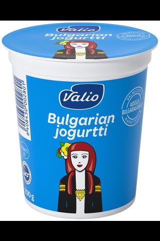 Valio 200g Bulgarian jogurtti