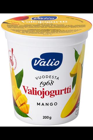 Valiojogurtti 200 g mango HYLA