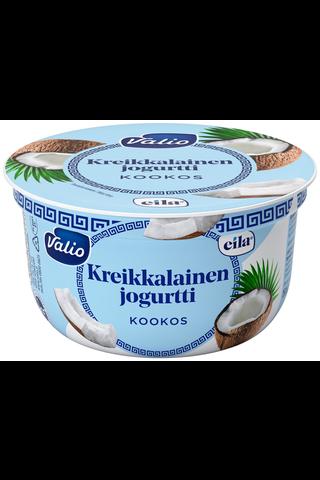 Valio kreikkalainen jogurtti 150 g kookos laktoositon