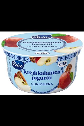 Valio kreikkalainen jogurtti 150 g uuniomena laktoositon