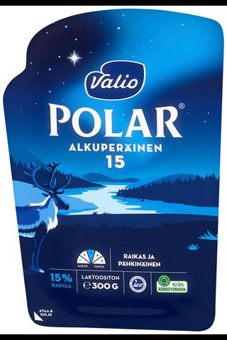Valio Polar 15 % e300 g viipale