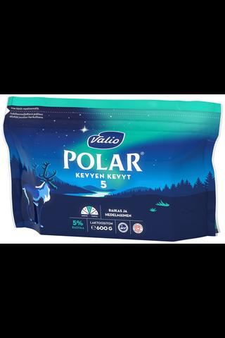 Valio Polar Kevyen kevyt 5 % e600 g