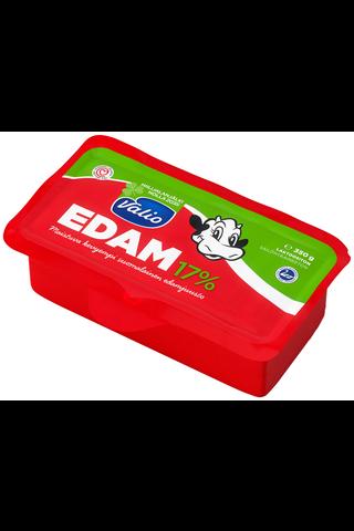 Valio Edam e350g 17% juusto