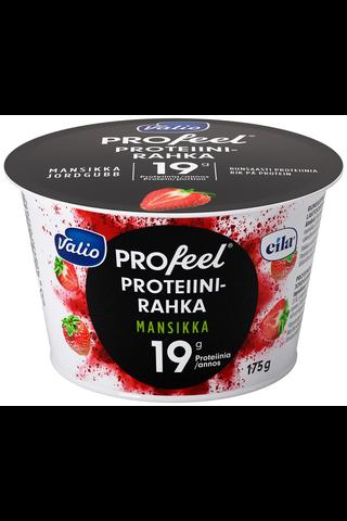 Valio PROfeel proteiinirahka 175 g mansikka laktoositon
