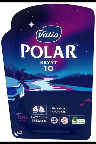 Valio Polar Kevyt 10 % e300 g viipale