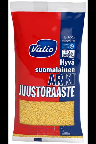 Valio Hyvä suomalainen Arki juustoraaste e700 g