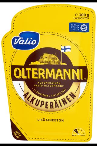 Valio Oltermanni e300g kermajuustoviipale