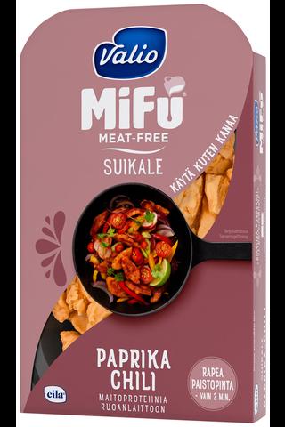 Valio MiFU e250 g suikale Paprika-chili laktoositon