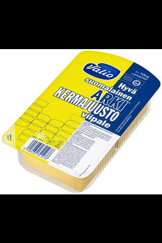 Valio Hyvä suomalainen Arki kermajuustoviipale e700 g