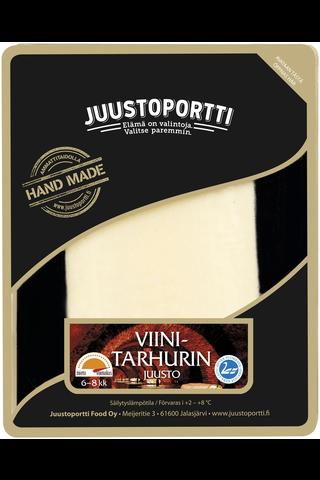 Juustoportti Viinitarhurin juusto 175 g laktoositon