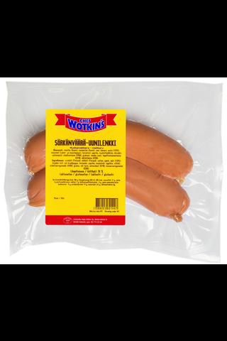 Chef Wotkin´s 380 g Sörkanväärä uunilenkki ruokamakkara