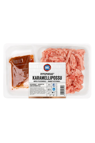 HK Rypsiporsas® Karamellipossu 360g