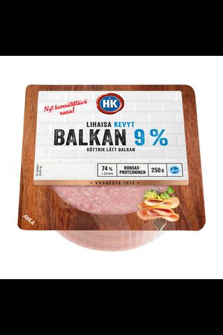 HK 250g Lihaisa Balkan 9% kevyt