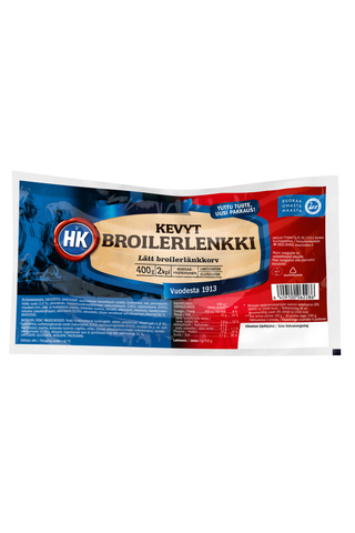 HK 400g Kevyt Broilerlenkki