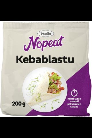 Pouttu Kebablastu 200 g