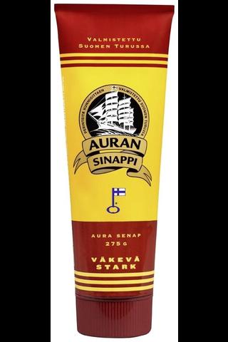 Auran 275g Väkevä sinappi